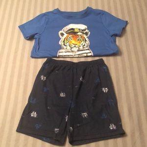 Gymboree Pajamas - Toddler Boy Pajama Sets Bundle